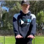 Video How to Knee high running on the spot